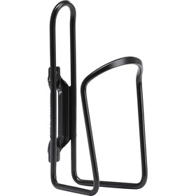 Red Cycling Products Alu Light Cage II Portabidón, black